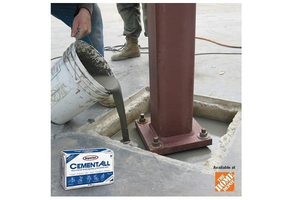 Build Fast & Build to Last with Rapid Set Cement Products