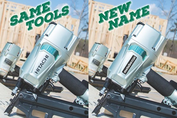 Newly Minted Metabo HPT Launches MultiVolt Platform