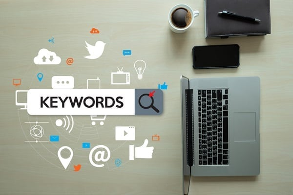 Finding the right keywords for contractors