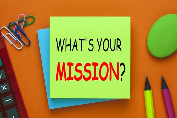 How to create an effective mission statement