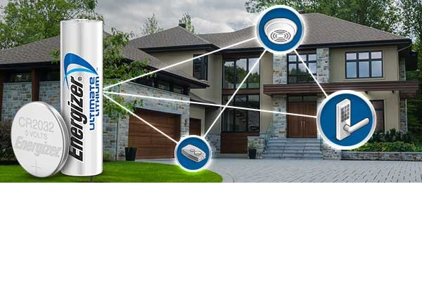 Back up your Smart Home Devices with Energizer Batteries